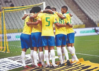Committed Brazil a favorite to defend Copa America title