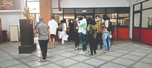 After filing FIR, JNU admin says library to reopen soon