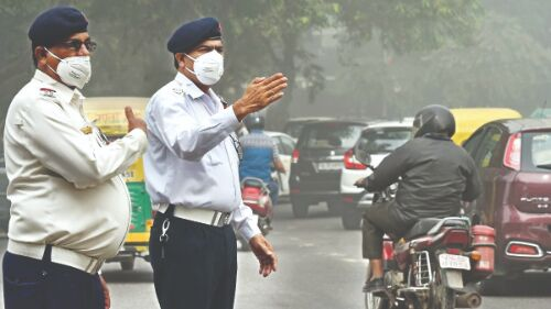 Traffic police notify uniform speed limits for major roads