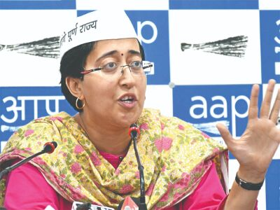30% of Delhis adult population has got at least one dose: Atishi
