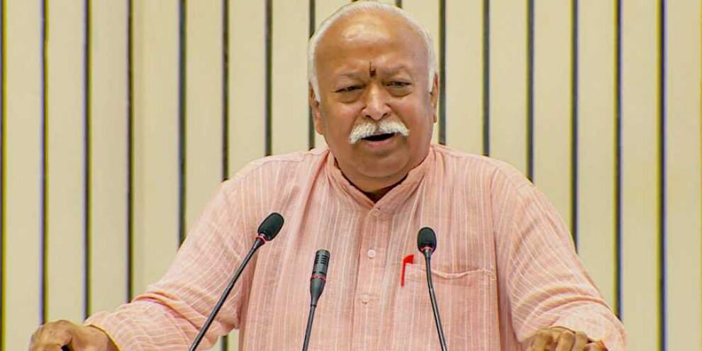 CAA, NRC nothing to do with Hindu-Muslim divide: RSS chief