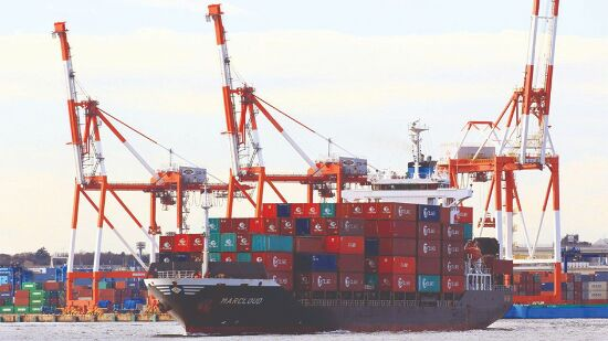 Japans trade zooms amid worlds recovery from Covid pandemic