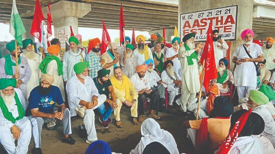DDMA rules eased for farmers protest as Delhi Police gear up