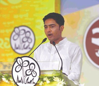 Will not be cowed down by intimidation tactics: Abhishek