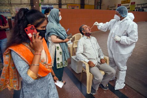 Maha: 238 new COVID-19 cases in Beed, infections rise for 3rd day