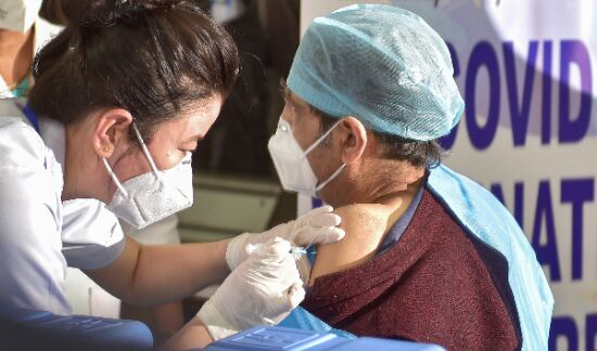 Three COVID strains detected among 75 patients in Mizoram