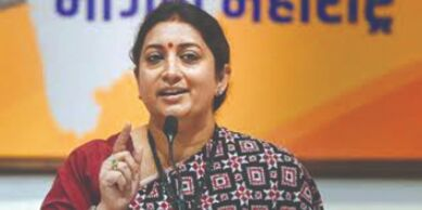Very concerned about well-being of protesting women farmers: Irani
