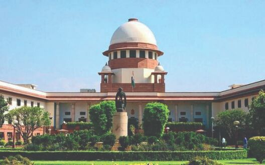 India cant have parallel legal systems for rich and poor: SC