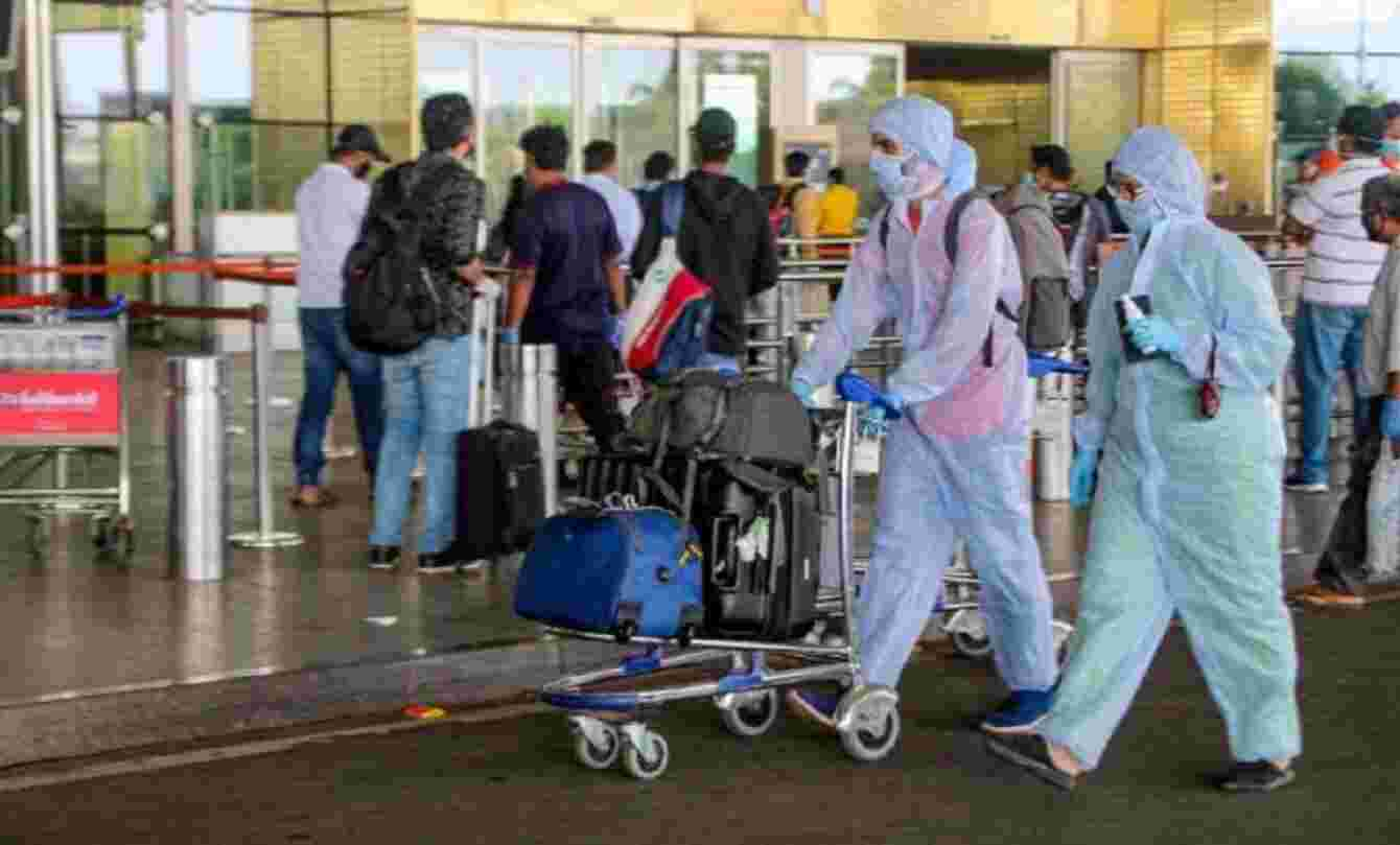 No RT-PCR test for fully-vaccinated air travelers entering into Chhattisgarh