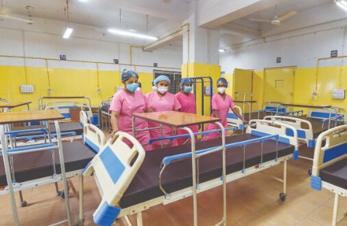 Bengal to set up hybrid CCUs in 79 govt hospitals