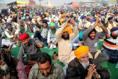 NHRC notices to four govts, police chiefs over farmers protests adverse impact