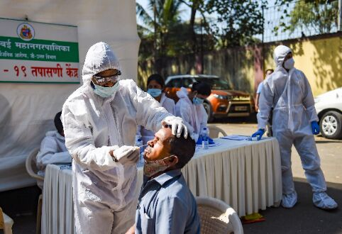 India records 27,176 fresh cases of COVID-19