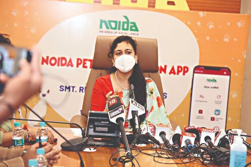 NOIDA launches mobile application for hassle-free online registration of pets