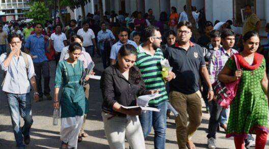JEE-Main result: Record 44 candidates score 100 percentile, 18 share top rank