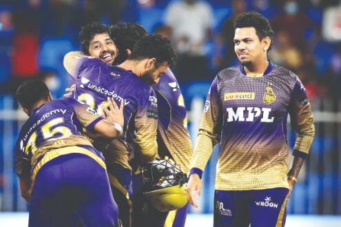 KKR beat DC by 3 wickets in dramatic second qualifier to enter IPL final