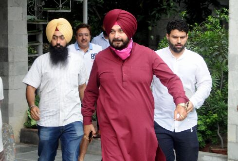 Always grateful to party high command for facilitating me: Sidhu