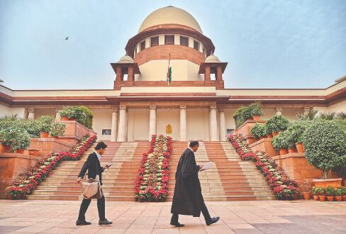 Interested person not entitled to file PIL: SC